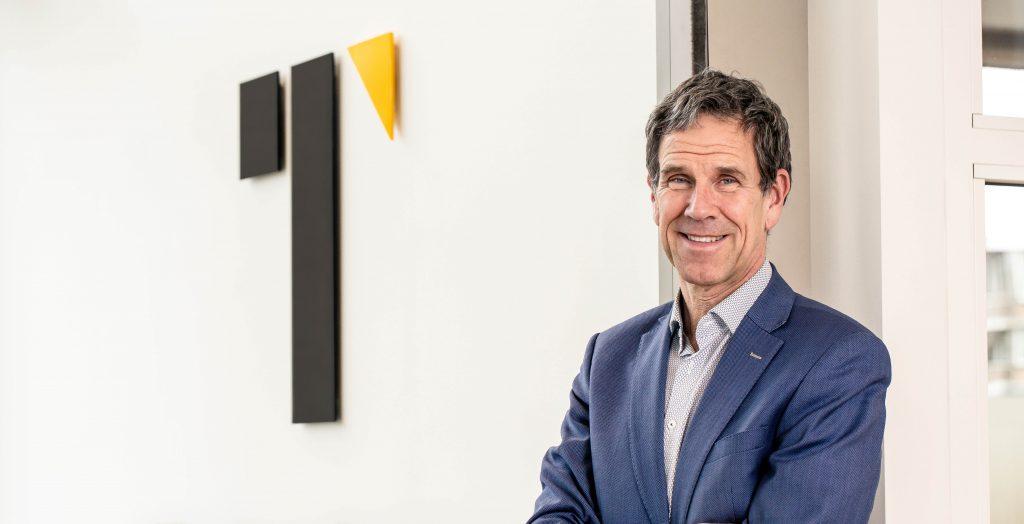 Jan van der Wel, CEO of TNL